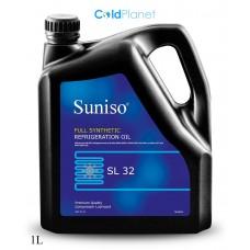 Синтетическое масло Saniso SL32