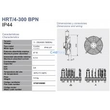 Вентилятор Soler&Palau HRB/4-300 BPN